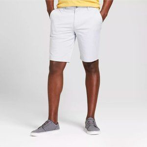 """Goodfellow & Co 10"""" Linden Flat Front Chino Shorts"""